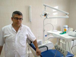 Доктор Фирас Аль-джохари - Мидодент - Стоматологическая клиника